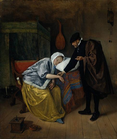 sick-woman-art