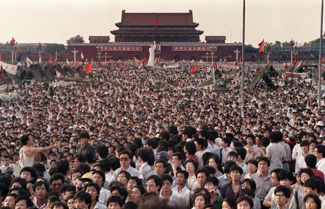 China wanted democracy