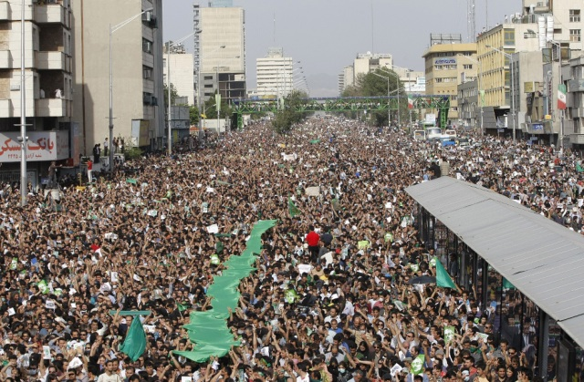 Iran June 09