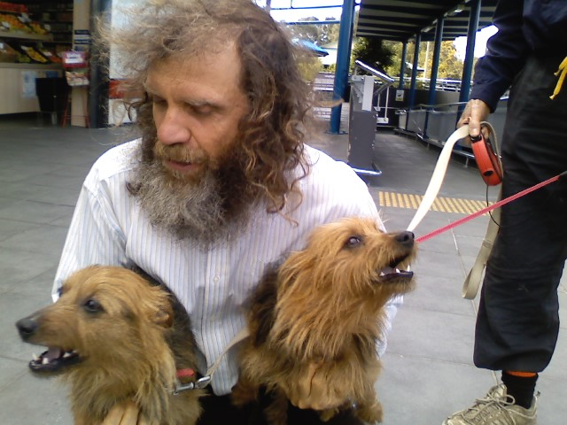 hairy beasts