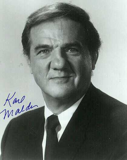 Karl Malden died