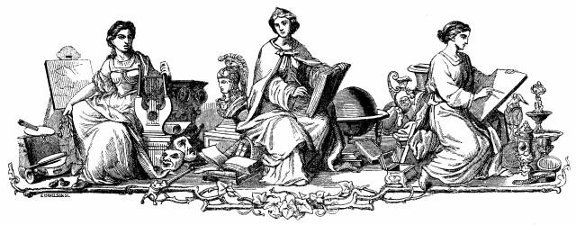 public domain image creative women