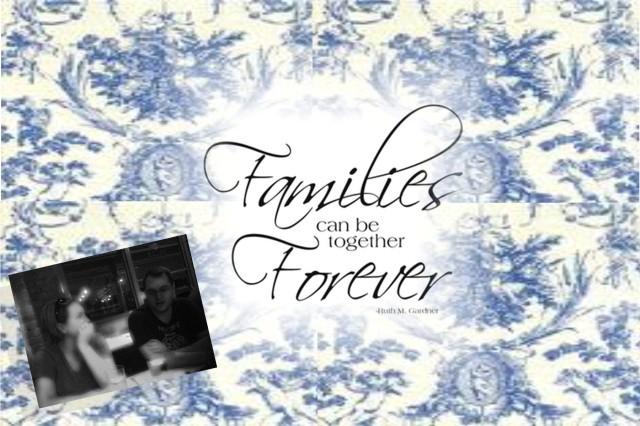 elegant wordart families